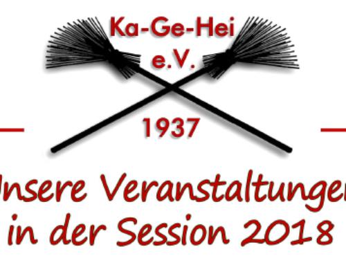 Veranstaltungen 2018
